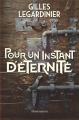 Couverture Pour un instant d'éternité Editions Flammarion 2019