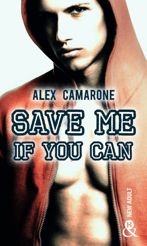 Couverture Save me if you can
