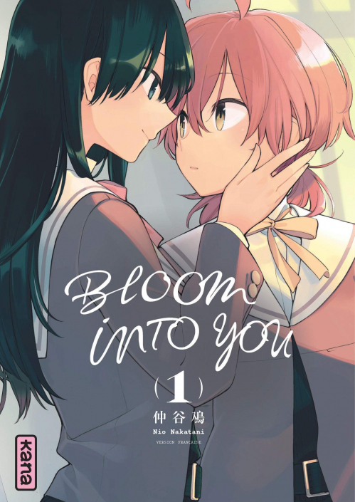 Couverture Bloom Into You, tome 1