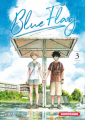 Couverture Blue Flag, tome 03 Editions Kurokawa 2019
