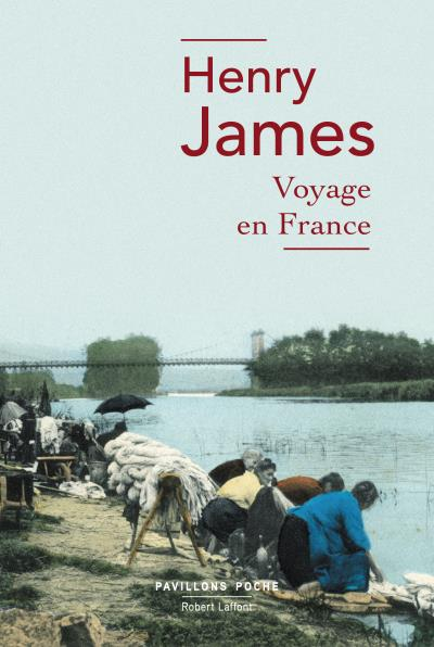 Couverture Voyage en France