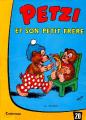 Couverture Petzi (1958-1984), tome 20 : Petzi et son petit frère Editions Casterman 1972