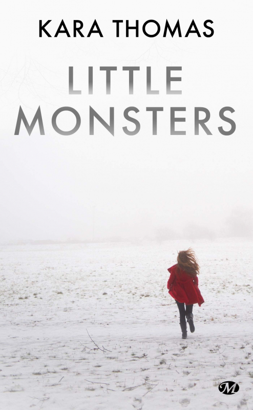 Couverture Little monsters