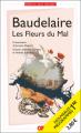 Couverture Les fleurs du mal / Les fleurs du mal et autres poèmes Editions Flammarion (GF) 2019