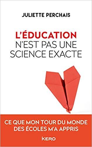 Couverture L'éducation n'est pas une science exacte