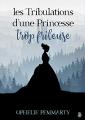 Couverture Les Tribulations d'une Princesse trop frileuse  Editions Gloriana 2019