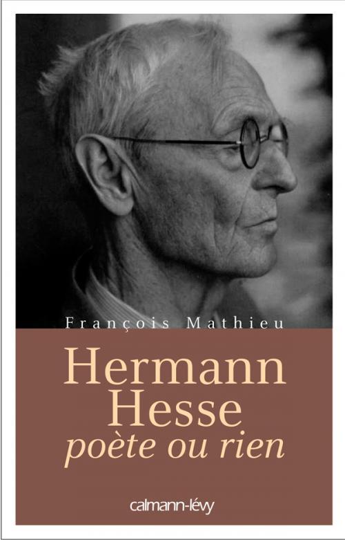 Couverture Hermann Hesse, poète ou rien