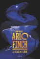 Couverture Arlo Finch, tome 2 : Le lac de la lune Editions Milan 2019