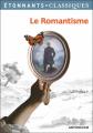 Couverture Le romantisme Editions Flammarion 2018