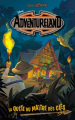 Couverture Adventureland, tome 1 : La quête du maître des clés Editions Disney / Hachette 2019