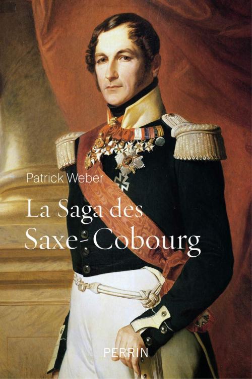 Couverture La saga des Saxe-Cobourg