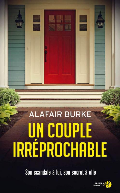 Couverture Un couple irréprochable