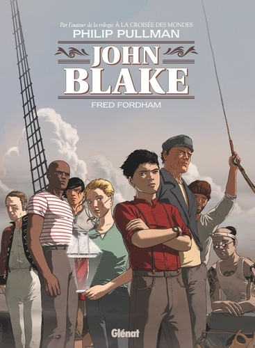 Couverture John Blake