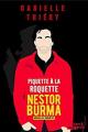 Couverture Piquette à la Roquette - Les nouvelles enquêtes de Nestor Burma Editions French pulp 2019