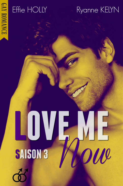 Couverture Love me, tome 3 : Now