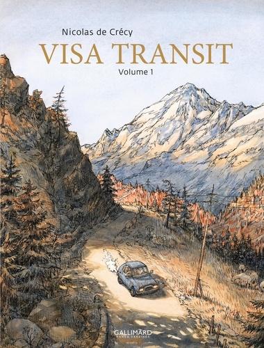 Couverture Visa Transit, tome 1