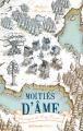 Couverture Chroniques des Cinq Trônes, tome 1 : Moitiés d'âme Editions Gulf Stream 2019