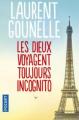 Couverture Dieu voyage toujours incognito / Les dieux voyagent toujours incognito Editions Pocket (Jeunes adultes) 2018