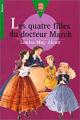Couverture Les quatre filles du dr March / Les quatre filles du docteur March, abrégé Editions Le Livre de Poche 1996