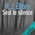 Couverture Seul le silence Editions Audible studios 2017