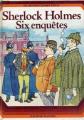 Couverture Six Enquêtes Editions Fernand Nathan 1983