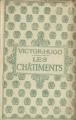 Couverture Les châtiments Editions Nelson 1912