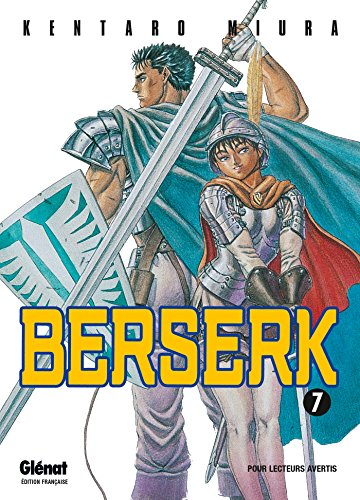 Couverture Berserk, tome 07