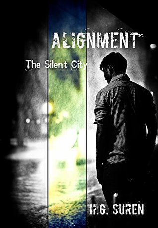 Couverture Alignment, book 1: The silent city