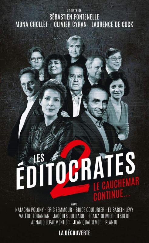 Couverture Les éditocrates 2