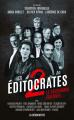 Couverture Les éditocrates 2 Editions La découverte (Cahiers libres) 2018