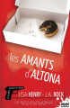 Couverture À malin, malin et demi, tome 1 : Les amants d'Altona Editions MxM Bookmark (Romance) 2019