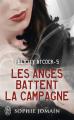 Couverture Felicity Atcock, tome 5 : Les anges battent la campagne Editions J'ai Lu (Pour elle - Crépuscule) 2017