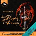 Couverture Les Lames du Cardinal, tome 3 : Le Dragon des Arcanes Editions Hardigan 2019