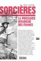 Couverture Sorcières Editions Zones 2018