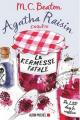 Couverture Agatha Raisin enquête, tome 19 : La kermesse fatale Editions Albin Michel 2019