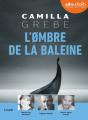 Couverture L'ombre de la baleine Editions Audiolib (Suspense) 2019