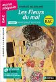 Couverture Les fleurs du mal / Les fleurs du mal et autres poèmes Editions Nathan 2019