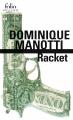 Couverture Racket Editions Folio  (Policier) 2019