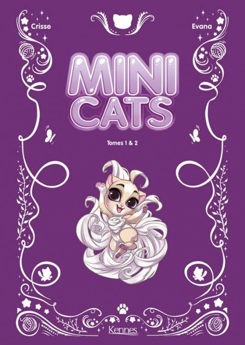 Couverture Mini cats, tomes 1 & 2