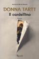Couverture Le Chardonneret Editions Rizzoli 2014