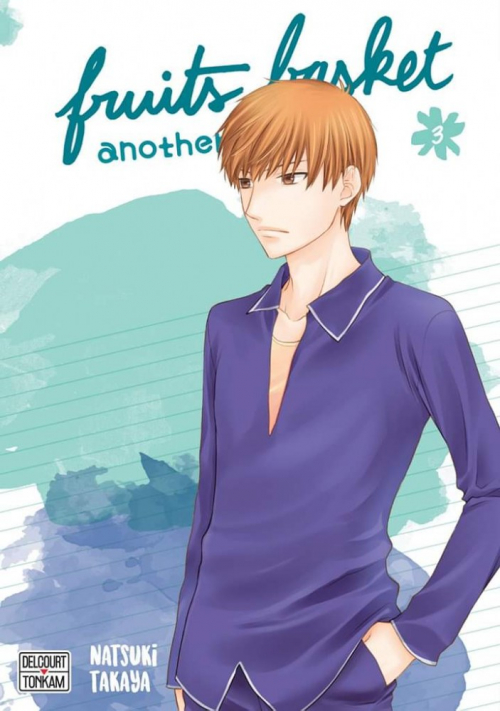 Couverture Fruits Basket another, tome 3