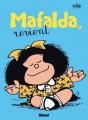 Couverture Mafalda, tome 03 : Mafalda revient Editions Glénat 2010