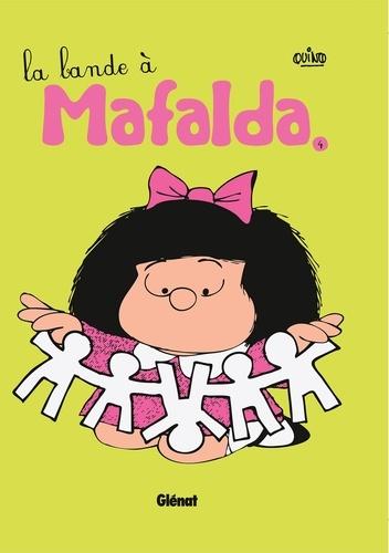 Couverture Mafalda, tome 04 : La bande à Mafalda