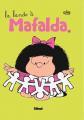 Couverture Mafalda, tome 04 : La bande à Mafalda Editions Glénat 2010