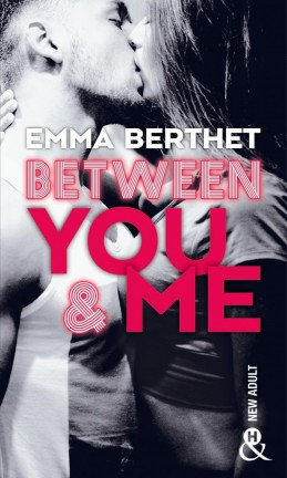 Couverture Between you & me