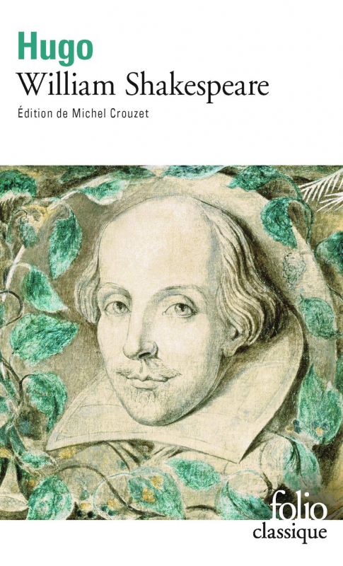 Couverture William Shakespeare