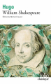 Couverture William Shakespeare Editions Folio  (Classique) 2018