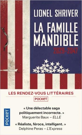 Couverture La famille Mandible 2029-2047