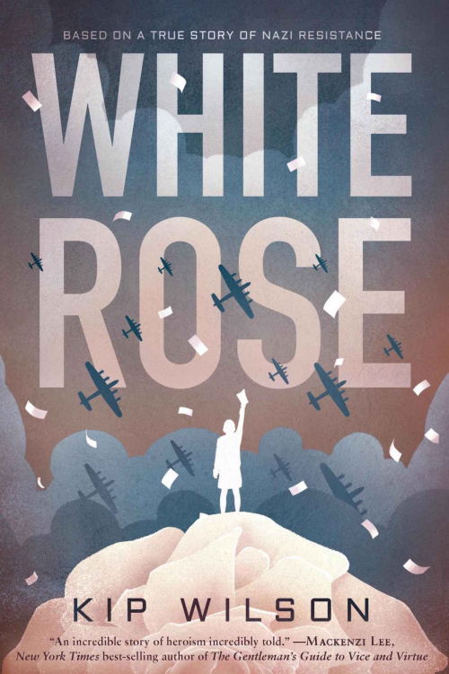 Couverture White Rose