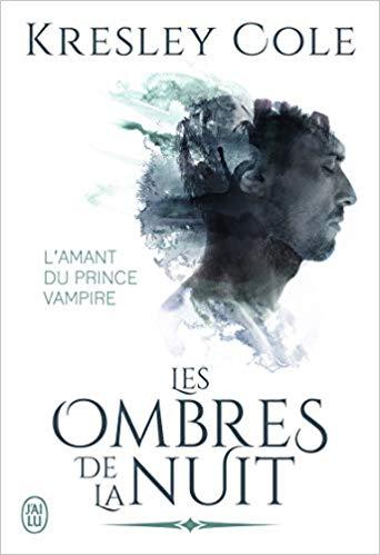 Couverture Les ombres de la nuit, tome 14 : L'Amant du Prince Vampire